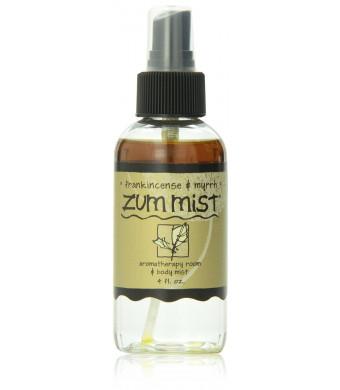 Indigo Wild Zum Mist, Frankincense and Myrrh, 4 Fluid Ounces