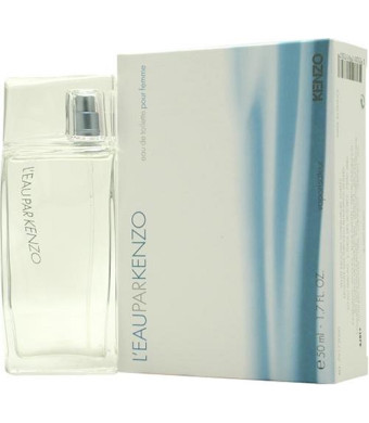 L'eau Par Kenzo By Kenzo For Women. Eau De Toilette Spray 3.4 Ounces