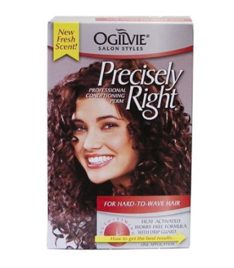Ogilvie Precisely Right Perm: For Hard-To-Wave Hair