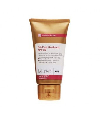 Murad Oil Free Sunscreen Broad Spectrum SPF 30 | PA+++ (1.7 oz)