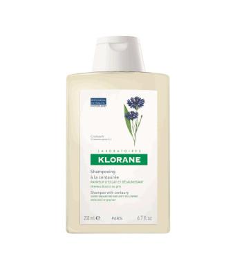 Klorane Silver Highlights Shampoo 6.7 fl oz.