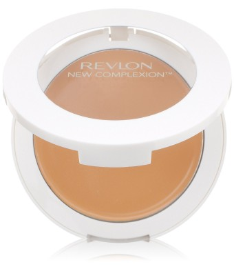 Revlon New Complexion One-Step Makeup, SPF 15, Sand Beige 03, 0.35 Ounce