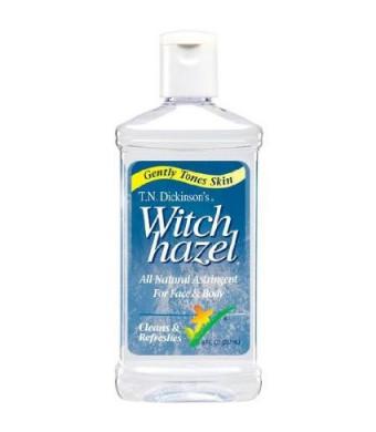T.N. Dickinson: Witch Hazel Natural Astringent, 8 oz