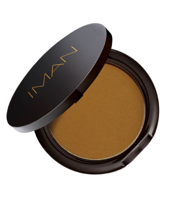 Iman Cosmetics Second To None Luminous Foundation -- Earth 4