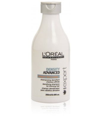 L'oreal Serie Expert Density Advanced Shampoo for Unisex, 8.45 Ounce