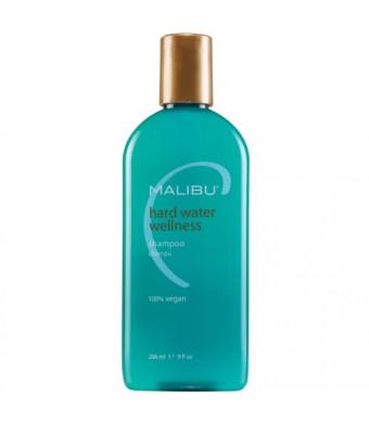 Malibu C Hard Water Wellness Shampoo, volume 9 fl oz