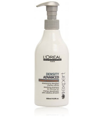 L'oreal Serie Expert Density Advanced Shampoo for Unisex, 16.9 Ounce