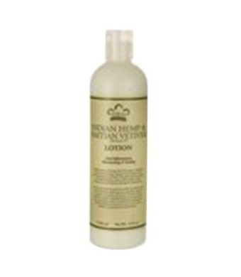 Body Lotion, Indian Hemp and Haitian Vetiver - 13oz