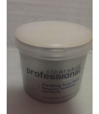 Avon Clearskin Professional Clarifying Toner Pads
