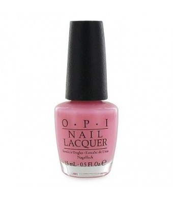 Opi Nail Lacquer, It's a Girl, 0.5 Fluid Ounce