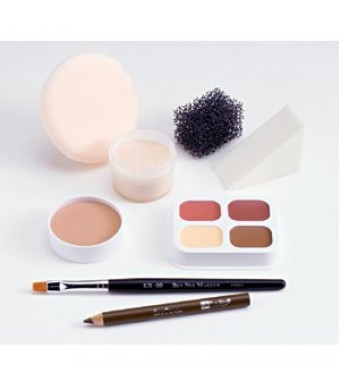 Theatrical Makeup Kits - Fair: Light-Medium PK-1