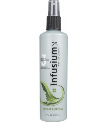 Infusium 23 Repair and Renew Leave in Treatment Spray, 8 oz