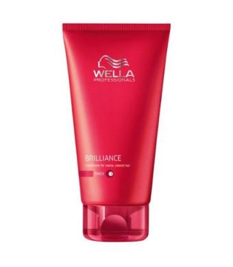 WELLA Brilliance Conditioner for Coarse Colored Hair 8.4oz
