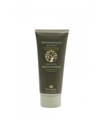 Panier Des Sens Olive Gentle Shampoo with Organic Olive Oil from Provence