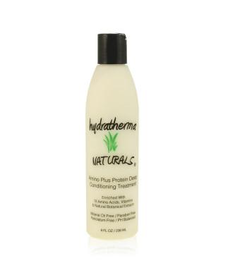 Hydratherma Naturals Amino Plus Protein Deep Conditioning Treatment, 8.0 fl. oz.