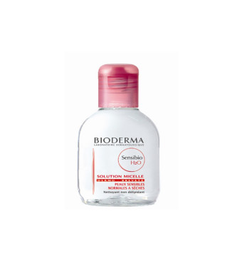 Bioderma Sensibio H2O Micelle Solution (100 ml) Crealine