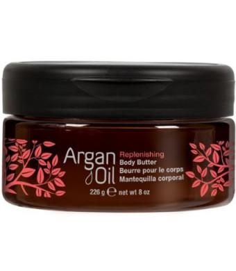 Argan Oil Body Butter 8 oz. Jar