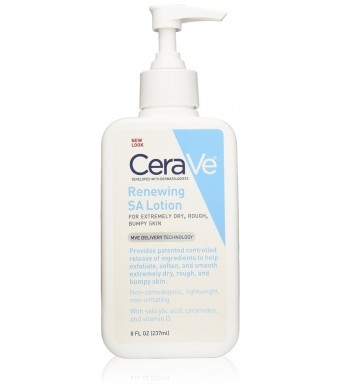 Cerave Sa Renewing Skin Lotion, 8 Ounce