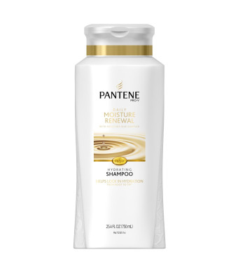 Pantene Daily Moisture Renewal Shampoo, 25.4 Fl Oz