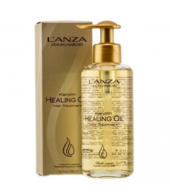 Lanza Healing Haircare Keratin Healing Oil Hair Treatment 6.2 oz