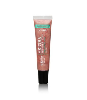 C.O. Bigelow Mentha Shimmer Bare Mint No 1648 .5 oz Lip Gloss as sold by Bath and Body Works