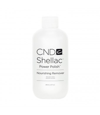 CND: Shellac Nourishing Remover, 8 oz