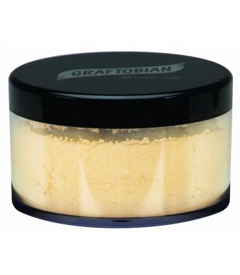 Graftobian HD LuxeCashmere Setting Powder - Banana Creme Pie (0.7 oz)