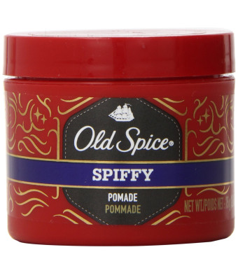 Old Spice Spiffy Sculpting Pomade 2.64 Oz, 2.640-Fluid Ounce