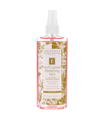 Eminence Red Currant Mattifying Mist, 4.2 Ounce