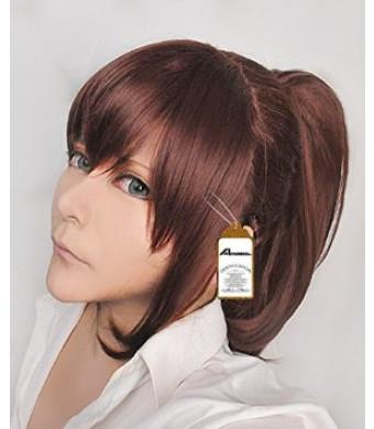 Free Hair Cap + Attack on Titan Sasha Blouse Cosplay Wig