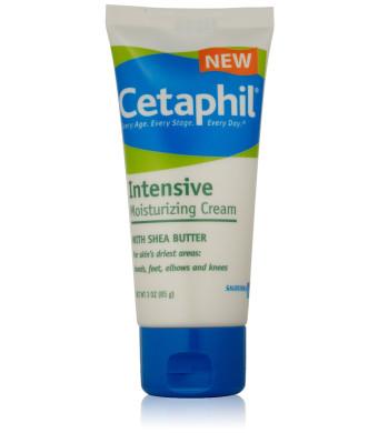 Cetaphil Intensive Moisturizing Cream with Shea Butter, 3 Fluid Ounce