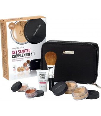 Bare Minerals Get Started Complexion Kit Golden Tan
