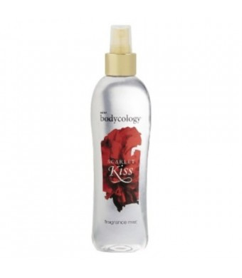 bodycology Scarlet Kiss Fragrance Mist, 8 fl oz