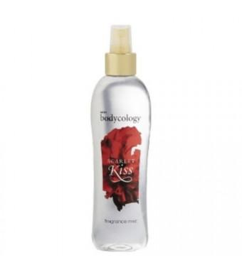 bodycology Scarlet Kiss Fragrance Mist, 8 fl oz