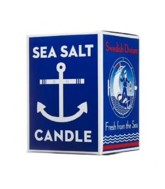 Swedish Dream Sea Salt Candle - 10 oz.