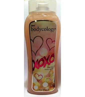 Bodycology XOXO Foaming Body Wash 16 oz