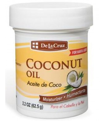 AWESOME EFFECTIVE HAIR REPAIR, SKIN ENHANCEMENT HEALS CUTS - COCONUT OIL COCO