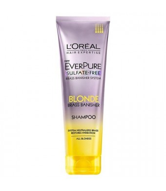 L'Oreal Paris EverPure Blonde Shampoo - 8.5 oz