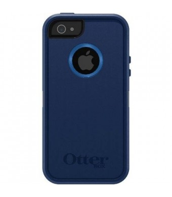 OtterBox Original Case 77-22120 for Apple iPhone 5 and 5s (Defender Series), Retail Packaging - Night Sky