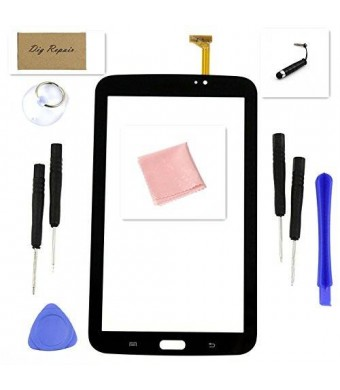 for samaung galaxy Black Touch Screen Digitizer Glass Replacement for Samsung Galaxy Tab 3 7.0 T210
