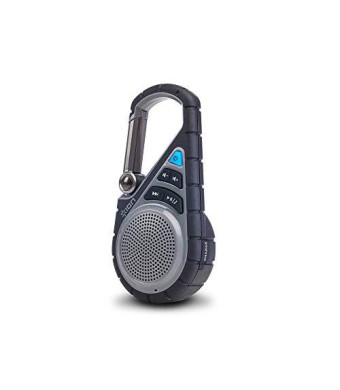 Ion Audio Clipster Active Bluetooth Clip-On Outdoor Speaker