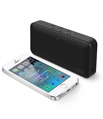Aud Mini by iLuv (Ultra Slim Pocket-Sized Portable Bluetooth Speaker) for Apple iPhone