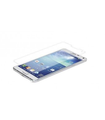 Zagg Invisible Shield Glass Screen Protector for Samsung Galaxy Note 4 - Retail Packaging - Transparent