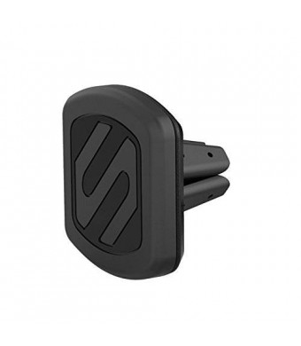SCOSCHE MagicMount Vent - Magnetic Vent Mount for Mobile Devices - Car Mounts - Retail Packaging - Black