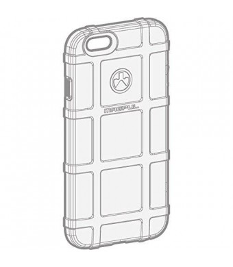 Magpul Carrying Case for Apple iPhone 6 - Retail Packaging - Clear