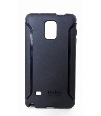 Tech21 - Impact Tactical Case for Samsung Note 4 Cell Phones - Black