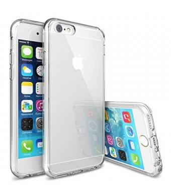 Case&More iPhone 6S Case Crystal Clear