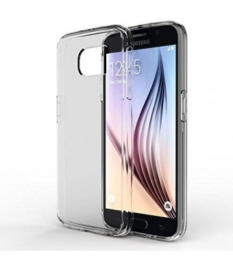 Galaxy S6 Edge Case : Stalion [Hybrid Bumper Series] Shockproof Impact Resistance