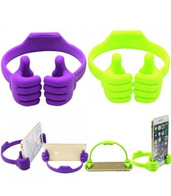 HONSKY (2 Packs)Thumbs-up Phone Stand
