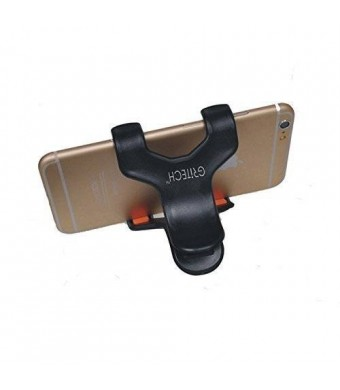Gritech Clamp Phone Holder for Apple iPhone 6 Plus 6 5S 5C 5 4S 4 ipod